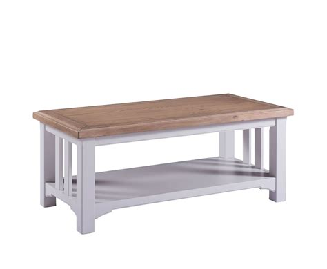 Two Tone Coffee Table Everette Two Tone Coffee Table