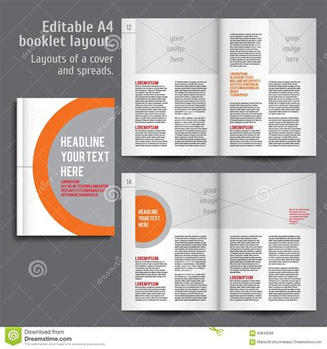 multi page booklet template pin by andrea miller on design catalogues templates