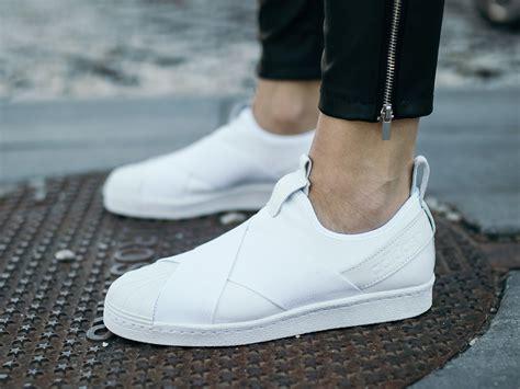 Slipon Adidas Premium Shoes Shopping s shoes sneakers adidas originals superstar slipon bz0111 best shoes sneakerstudio