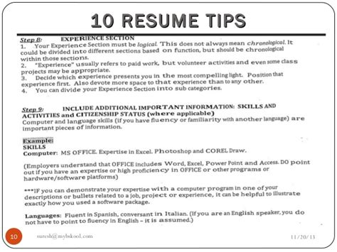 important resume tips cool important resume tips photos exle resume ideas