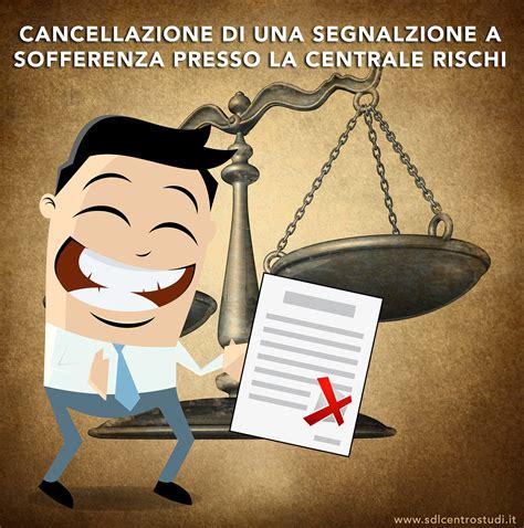 centrale rischi d italia cancellazione tribunale di accoglimento ricorso ex 700 c p