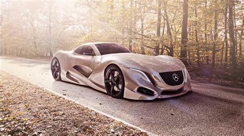 mercedes supercar concept mercedes supercar concept