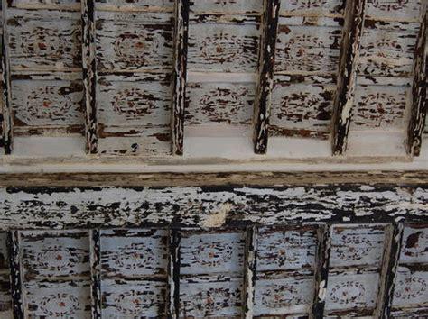 soffitti a cassettoni decorati restauro soffitti e pareti zanello