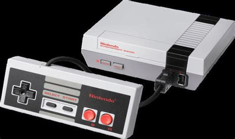 Nintendo Mini Nes Classic Edition nes classic edition the 30 list revealed as