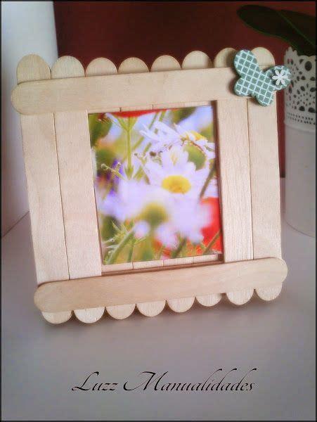v 237 deo c 243 mo hacer un marco de fotos con palitos de helados 161 manualidades para ni 241 os reciclaje