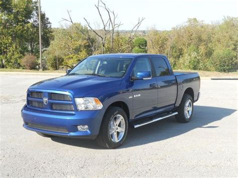 2010 dodge ram 1500 sport purchase used 2010 dodge ram 1500 sport crew cab 4wd 5 7l