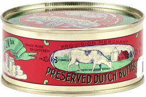 Gulden Churn Butter 340 Gr in gre di ents