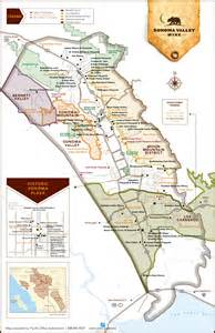 map of wineries in sonoma wine maps