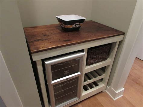 buffet table with built in wine cooler wine bar buffet table built to customer specifications