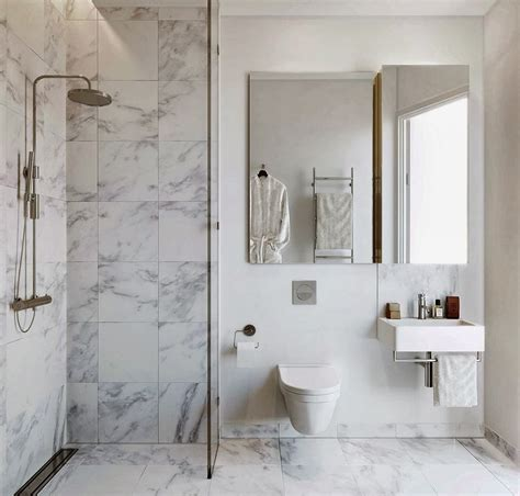 Marble Bathroom Designs Brings The Elegance Into
