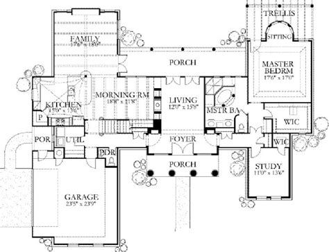 single story house plans 3000 sq ft 17 wonderful 3000 square foot house plans house plans 13400