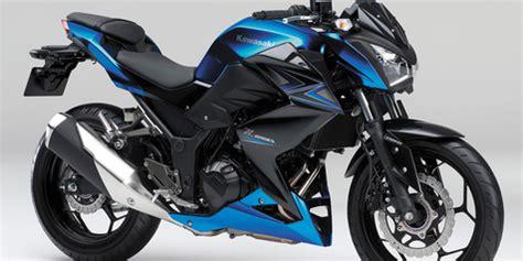 Sidepad Kawasaki Z250 250 Fi kawasaki z250 2015 lebih canggih dan mentereng otosia