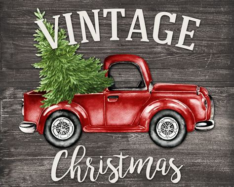 red christmas vintage pick ups for sale the scrapbooking free wall printables