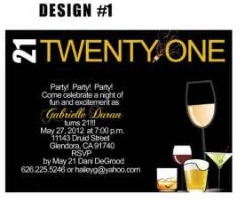 free printable 21st birthday invitations templates 21st