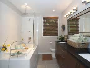Hgtv Bathroom Design bathroom designs rain shower in contemporary white bathroom hgtv