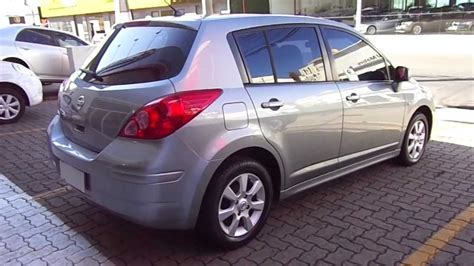 nissan tiida 2008 black nissan tiida s 1 8 16v flex 2008 youtube