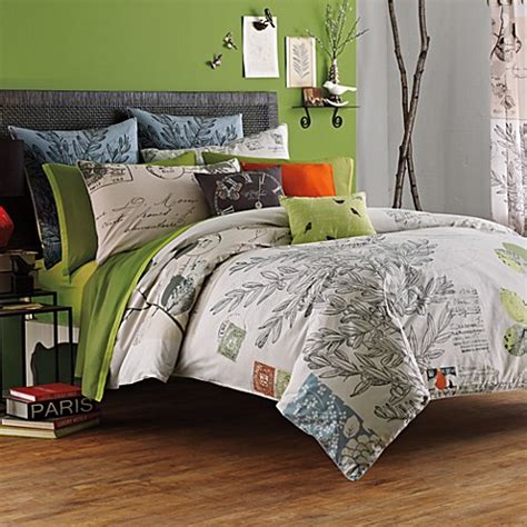 kas bedding kas 174 letter from paris duvet cover bed bath beyond