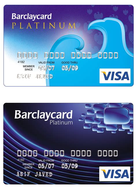 barclays personalised card template business credit card barclaycard gallery card design and