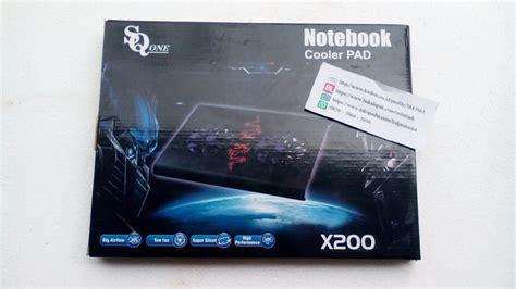 Kipas Laptop Bekas jual kipas laptop coolingpad 2 kipas besar 15 6 inci