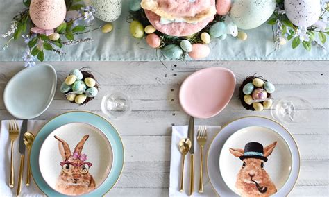 easter table decorations ideas 16 easter decorating ideas for your dinner table