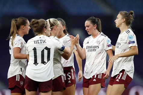arsenal women  play chelsea spurs  continental cup