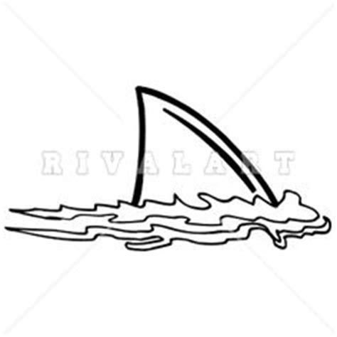shark fin coloring page surfer on pinterest clip art explosion box and beach shack