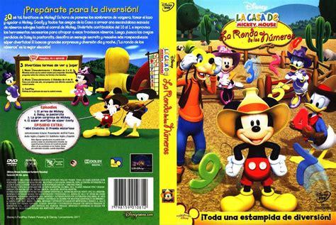 la casa de mickie dvd la casa de mickey mouse u s 10 00 en mercado libre