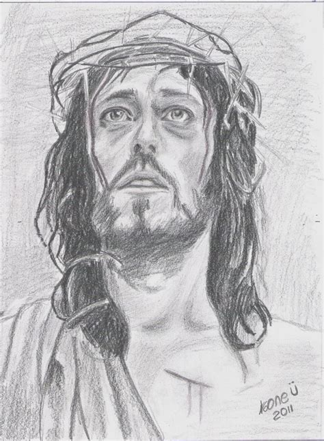 imagenes a lapiz del rostro de jesus dibujos a lapiz de cristo dibujos a lapiz
