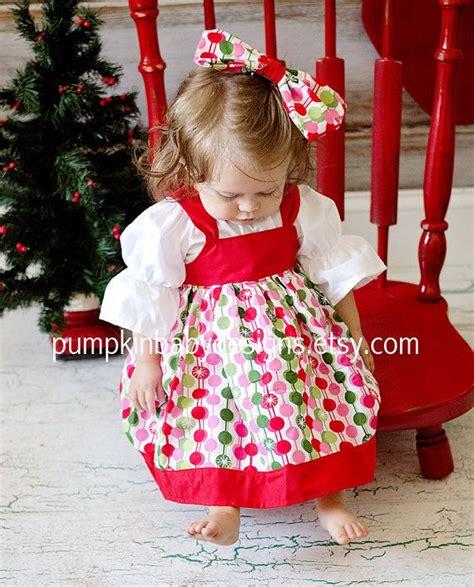 Christmas dress knot dress peasant dress peasant top red dress