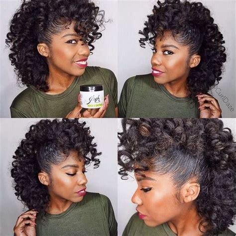 natural hairstyles for high forhead black hair 40 protective hairstyles for natural hair