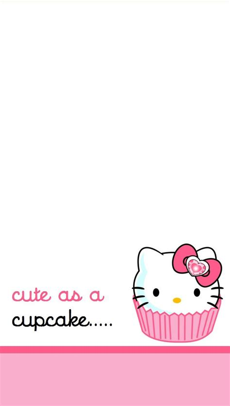 hello kitty cake wallpaper hello kitty wallpaper iphone kitty pinterest