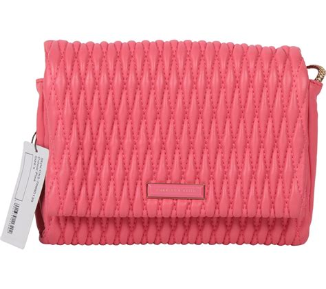Dompet Charles N Keith 21 charles and keith pink sling bag