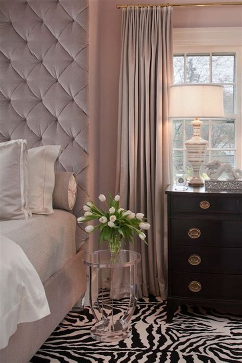 blush colored curtains eastman interiors blush pink bedroom with