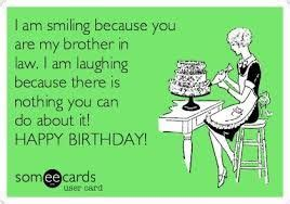 image result for happy birthday brother in law awesome