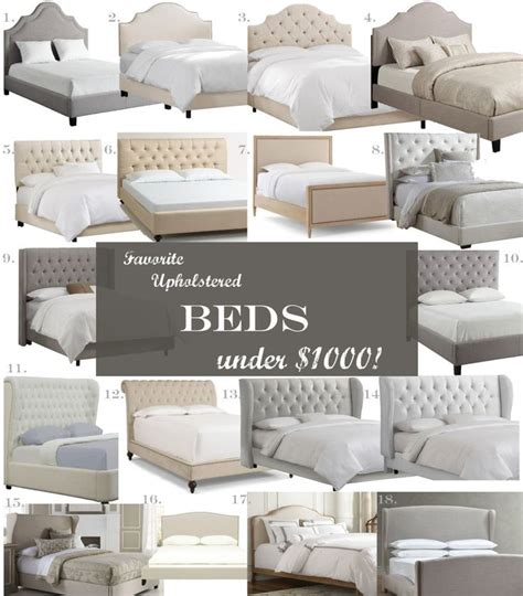 best upholstered beds upholstered beds robert upholstered bed frame