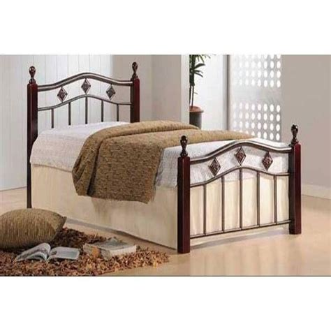 queen metal bed frame headboard footboard new twin full queen wood metal mattress foundation bed