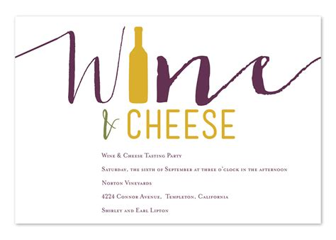 wine and cheese party invitations reduxsquad com