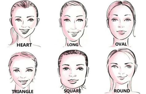 shapes of models faces how to shape eyebrows singapore award winning beauty