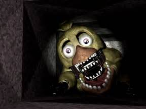 Fnaf 2 chica jumpscare by ask blossomexe on deviantart