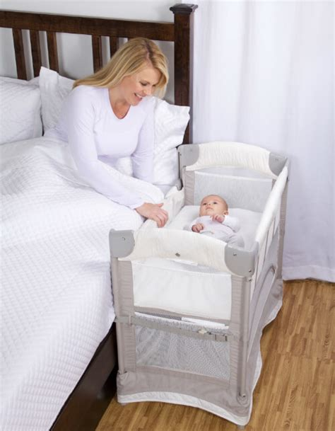 infant sleeper bed cosleeping safely ask dr sears
