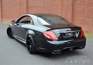 Mercedes Cl500 Amg Cl500 With Cc5 Wheels Mec Design