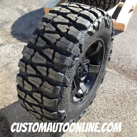 mudding tires custom automotive