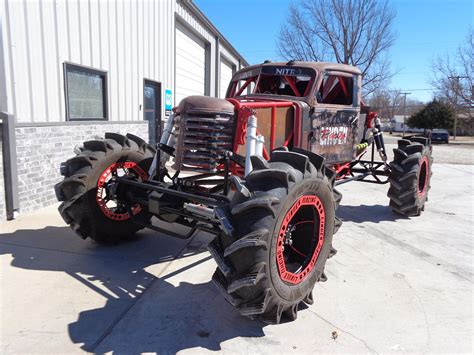 truck mud 2100hp mega nitro mud truck is a beast