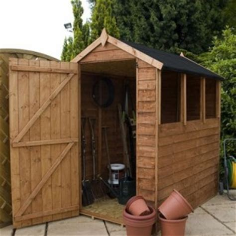 choosing a quality wooden shed the enduring gardener