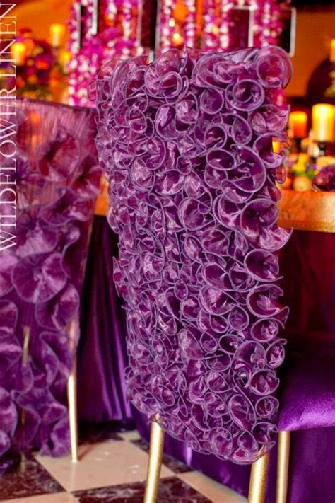 purple wedding ideas themes colour schemes