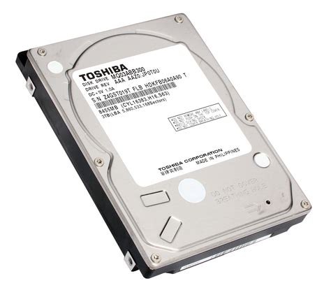 toshiba launches industry s largest capacity 3tb 2 5 inch hdd techpowerup