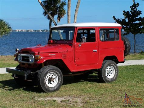 original land cruiser 1977 toyota land cruiser fj40 capsule survivor