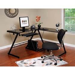 atlantic 33935701 gaming desk atlantic black gaming desk 33935701 the home depot