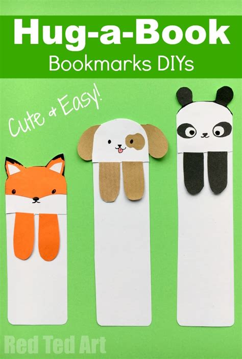 printable bookmarks dogs dog bookmark cute bookmark ideas red ted art s blog