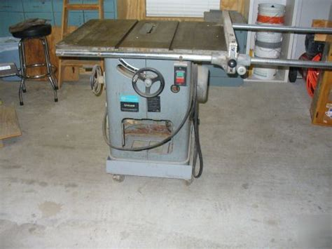 rockwell industrail delta professional table saw 10 quot